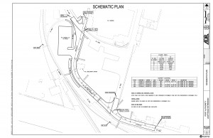 283901 02 Schematic Plan