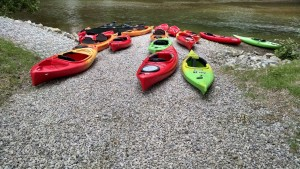 Licking County Park District Canoe Launch